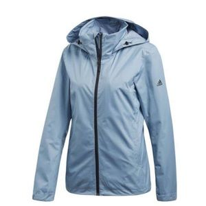 Adidas Womens wandertag jacket Size M NWT